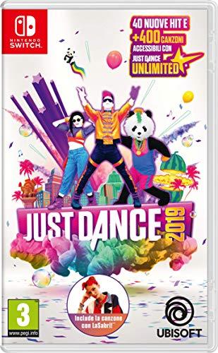 Just Dance 2019 (Switch) für 23,53€ (Amazon IT)