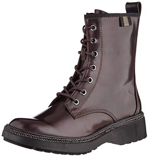 (Amazon ) Div Größen Tamaris Damen 1-1-25224-23 Biker Boots Rot Bordeaux