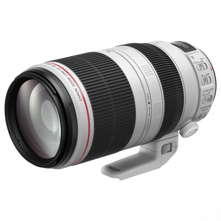 Canon EF 100-400mm F4,5-5,6L IS II USM - Dank zusätzlichem Jubiläums Direkt-CashBack