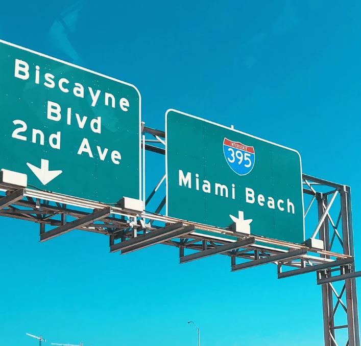 Flüge: Miami / Orlando ( Jan-Feb ) Hin- und Rückflug mit der Star Alliance von Amsterdam ab 266€