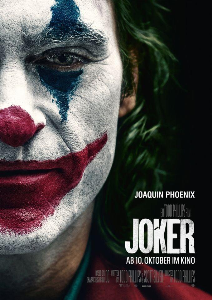 LOKAL Joker Film Deal Cineplex Steglitz