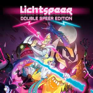 Lichtspeer: Double Speer Edition (Switch, Nintendo Eshop) für 0,99€