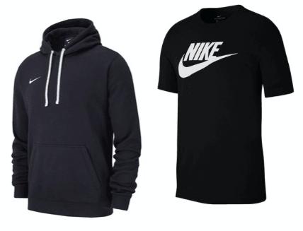 Nike Set aus T-Shirt und Pulli in vielen Farbkombis versandkostenfrei