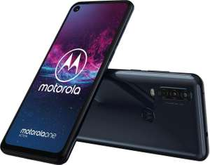 "MOTOROLA One Action (6.3"" 21:9, 2520x1080, 4/128GB, Exynos 9609, Dual SIM, 3500mAh, Android 9/One)"
