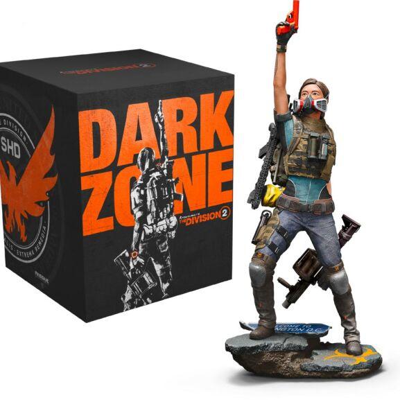 Tom Clancy's The Division 2 Dark Zone Collector's Edition (PS4) für 39€ versandkostenfrei (Saturn & Media Markt)