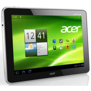 [WHD] Acer Iconia A700 (337,73 €) - FULL HD Android Tablet (Nvidia Tegra 3)
