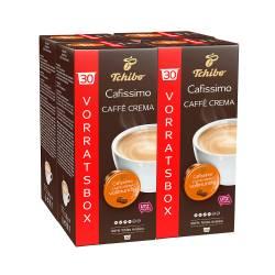 [Paydirekt] 120 Kapsel Tchibo Cafissimo bspw. Caffè Crema vollmundig Kapseln