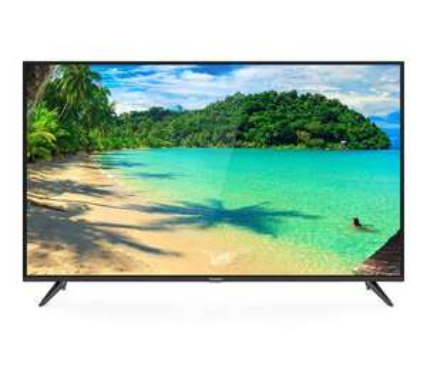 Thomson 55UD6326 Fernseher 139 cm (55 Zoll) Smart TV (4K UHD, HDR, Dolby Digital Plus, T-Cast, Triple Tuner) Schwarz