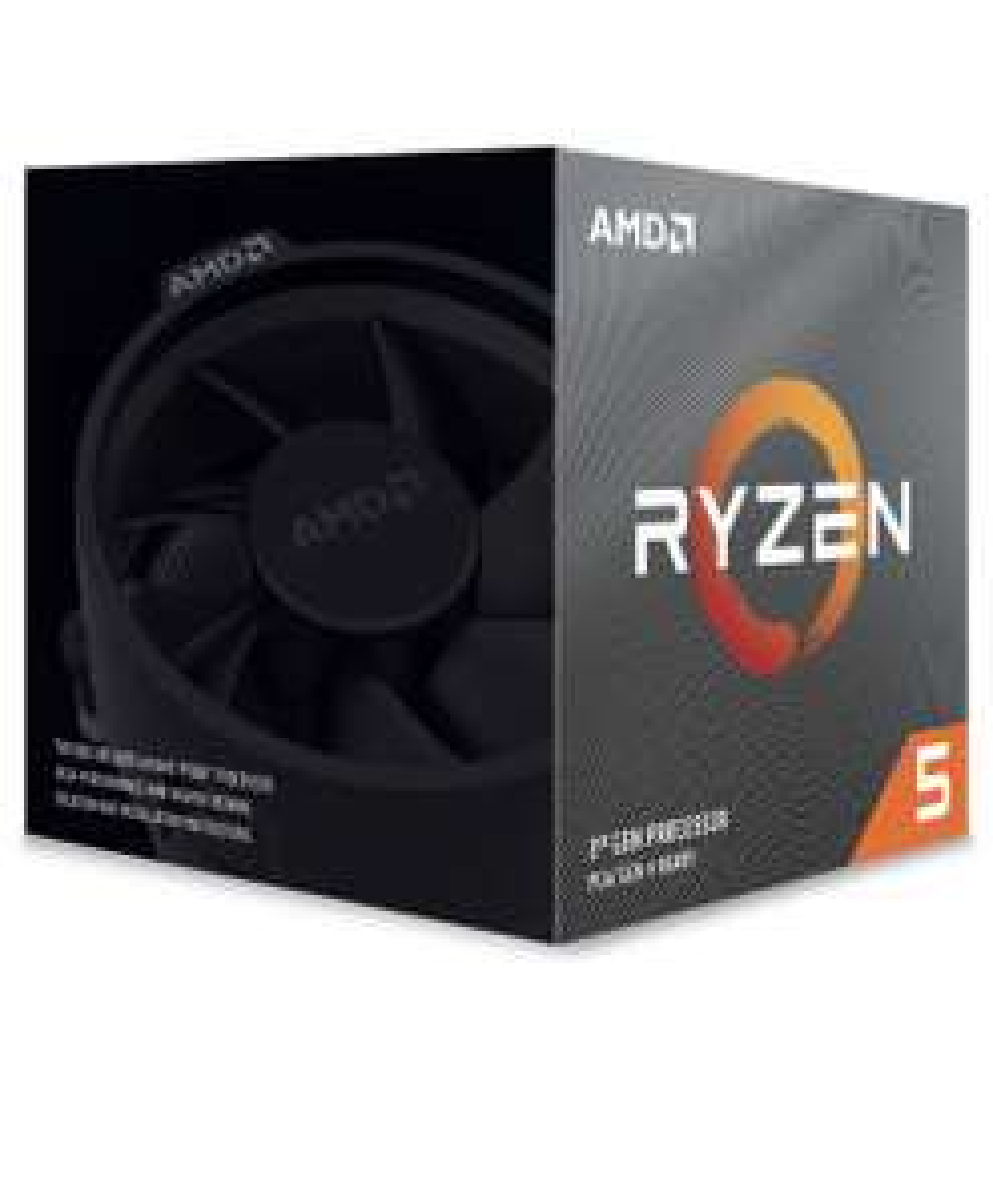 AMD Ryzen 5 3600X 6x 3.80GHz So.AM4 BOX + SPIEL