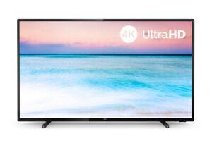 "Philips 50PUS6504/12 - 50"" 4K UHD Smart TV (VA, Direct LED, 60Hz, 8bit+FRC, Dolby Vision, Saphi)"