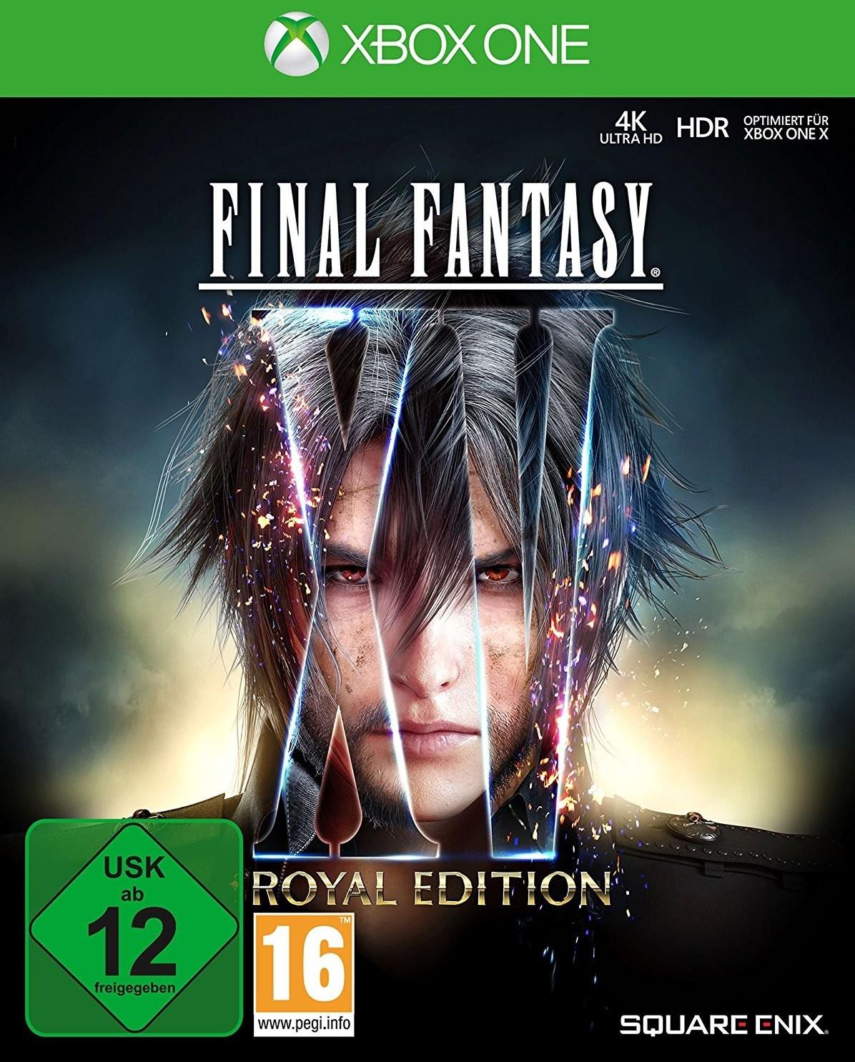 Final Fantasy XV Royal Edition (Xbox One) für 15€ (Amazon Prime & Saturn)