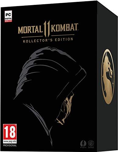 Mortal Kombat 11 Kollektor's Edition (PC) für 110,31€ (Amazon IT)