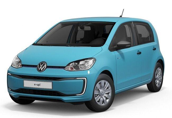 LF 0,59: Volkswagen e-up! (83 PS) für 129€ mtl. (E-Auto, Privat-Leasing)