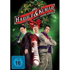 o2 Videothek - Harold und Kumar Alle Jahre wieder