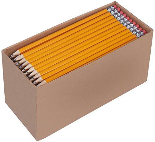 150 Bleistifte für 10,98. 7 Cent pro Stück (Amazon Studenten Rabatt)