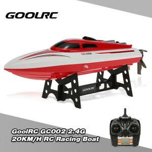 GoolRC GC002 Miniatur Rennboot mit 2,4GHz Steuerung und 20km/h HighSpeed