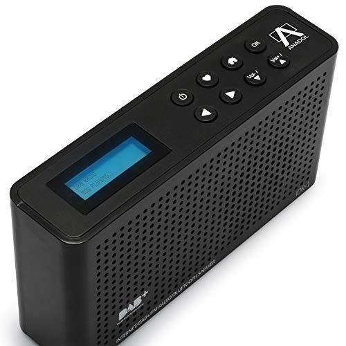 Internet Radio, DAB+ Radio & FM / UKW Radio, Bluetooth Lautsprecher Amazon Angebot
