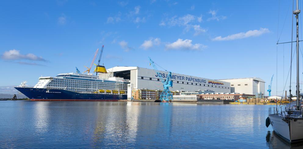 (Travelcircus Deal) 2 ÜN/2 Personen 3* Kedi Hotel Papenburg + Besichtigung der Meyer Werft