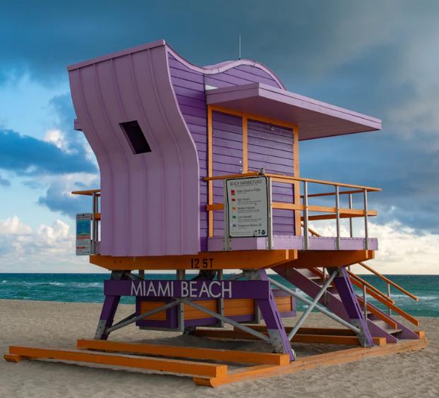 Miami / USA ( April-Juni / Sept ) 3* Hotel Best Western On The Bay Inn & Marina ab 75€ pro Nacht