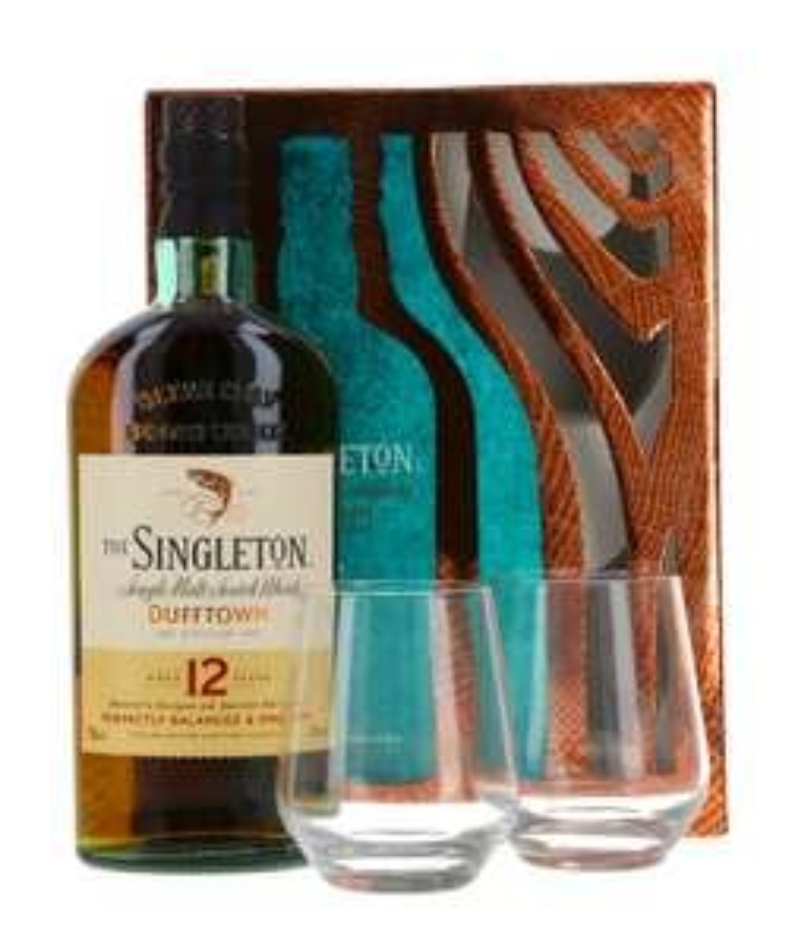 Singleton of Dufftown 12 Jahre + 2 Gläser | Single Malt Whisky | 0,7l 40% ab 21.11.
