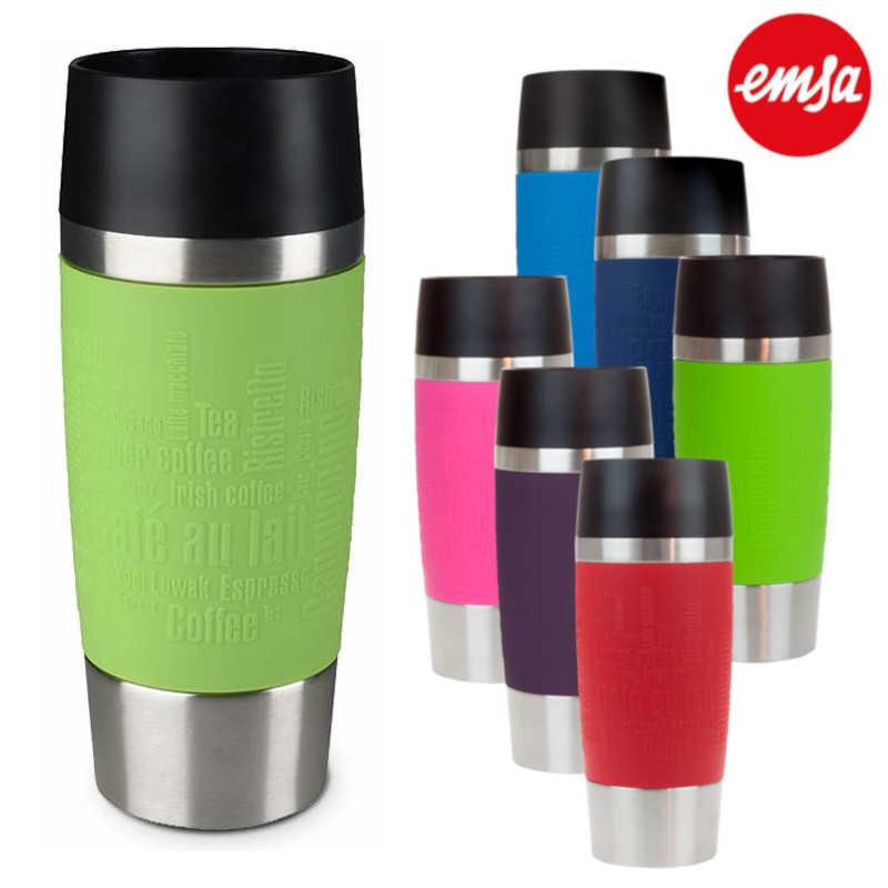 Emsa Travel Mug Isolier-Trinkbecher 0,36L in allen Farben [Amazon Prime]