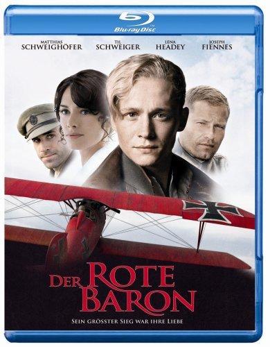 Diverse Blu-Rays für je 6,97€ @Amazon, z.B. der rote Baron, Nightmare on Elm Street, Moonwalker
