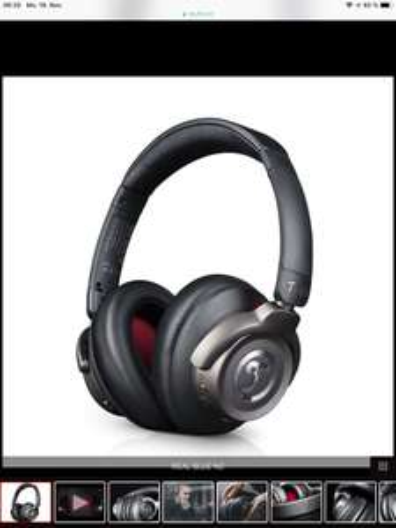 Teufel - REAL BLUE NC - HD-Bluetooth-Kopfhörer - Noise Cancelling