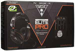Elite Pro Tournament Gaming Kopfhörer und T.A.C Bundle Standard (PS4, Xbox One & PC) für 129,99€ (Amazon & GameStop)