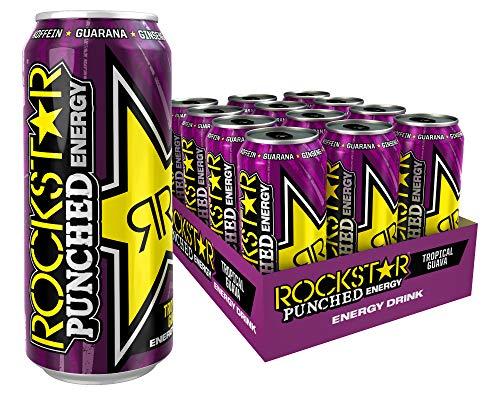 Rockstar Energy (12x 500ml) versch. Sorten (0,94€/Dose) [Spar-Abo]