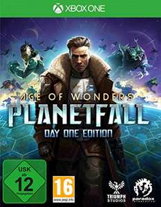 Age of Wonders - Planetfall Day One Edition (Xbox One) für 24,99€ (Amazon Prime & GameStop)