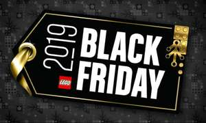 LEGO (PRE) BLACK FRIDAY