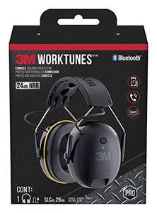 [Amazon.com] 3M WorkTunes Connect Gehörschutz mit Bluetooth, 24 dB