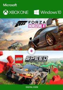 Forza Horizon 4 + Lego Speed Champions DLC (Xbox One/PC Digital Code Play Anywhere) für 26,55€ (CDkeys)
