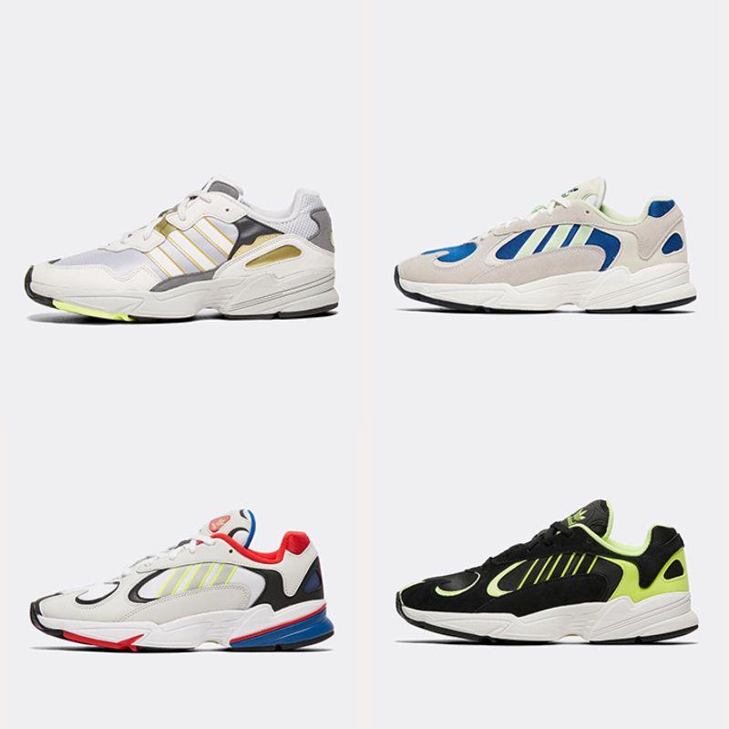 adidas Originals Yung 1 bzw. 96 Sneakers in div. Colorways für 38€ zzgl. Versand