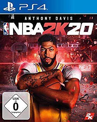 NBA 2K20 Standard Edition für 29,99€ & Legends Edition für 44,99€ - [PlayStation 4] [Amazon]