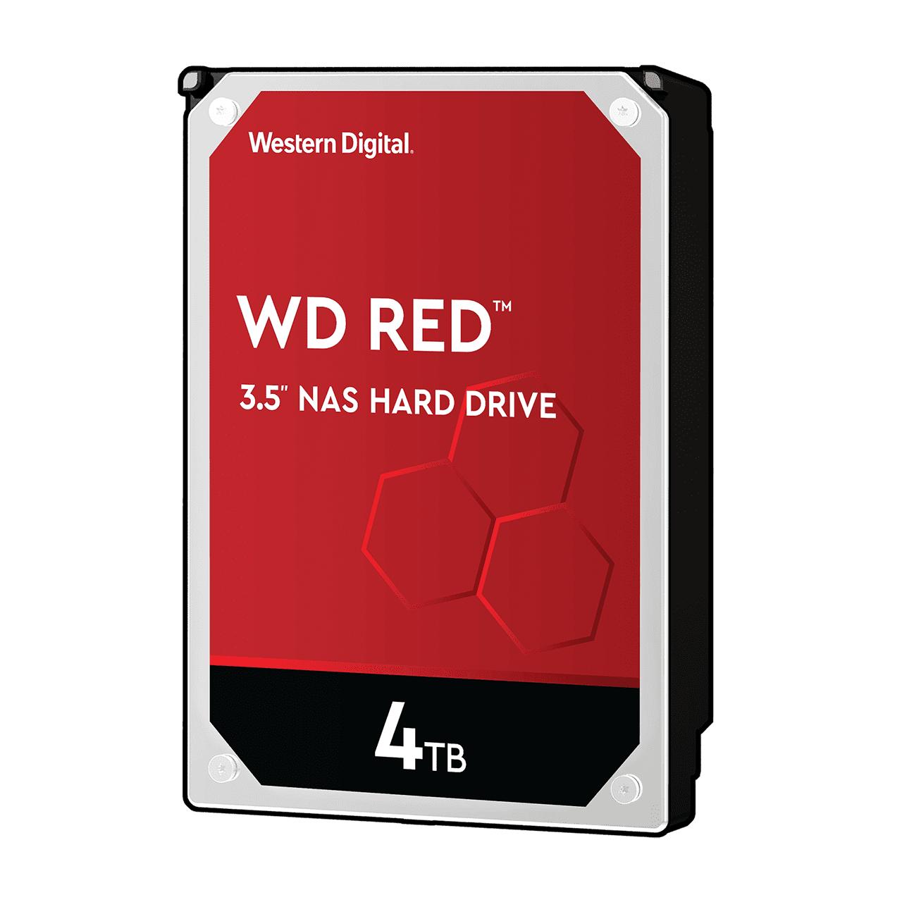 "[NBB/paydirekt] WD Red NAS-Festplatte, 4TB, 3.5"", intern, WD40EFRX"