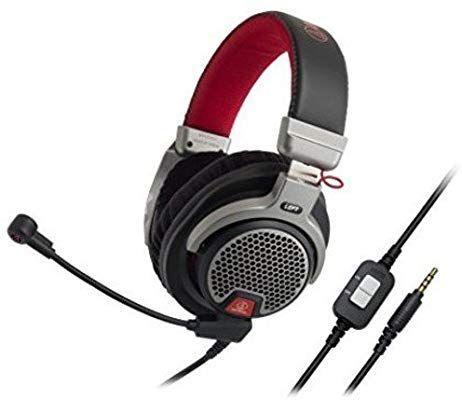 Audio-Technica ATH-PDG1 Premium-Open-Air-Gaming-Headset mit abnehmbarem Mikrofon [Amazon.co.uk]