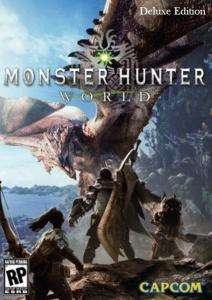 Monster Hunter: World Deluxe Edition (Steam) für 23,12€ (CDKeys)