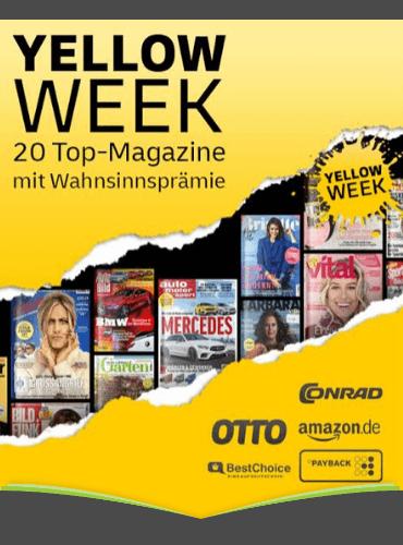 Zeitschriftenabos mit erhöhten Prämien + Gratismonat (TV Spiefilm 53,30 € + 50€ Amazon, Sport Bild, Auto Motor Sport, mein schöner Garten