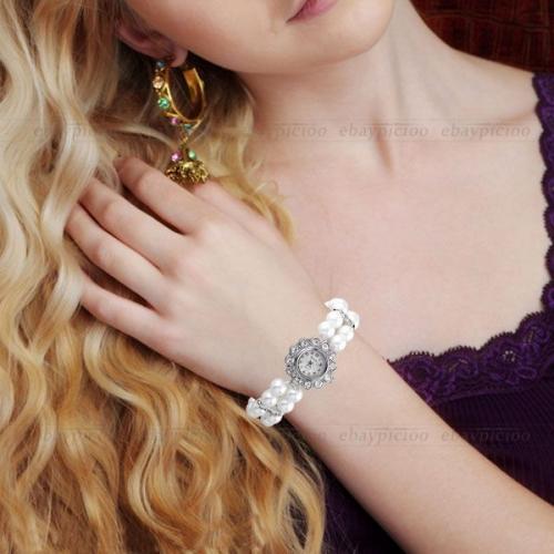 Schöne und günstige Metall Armbanduhr auf Ebay.de