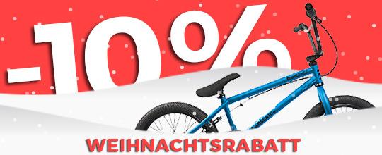 KHE Bikes (BMX) 10% Rabatt + versandkostenfreie Lieferung bis 31.12.2019