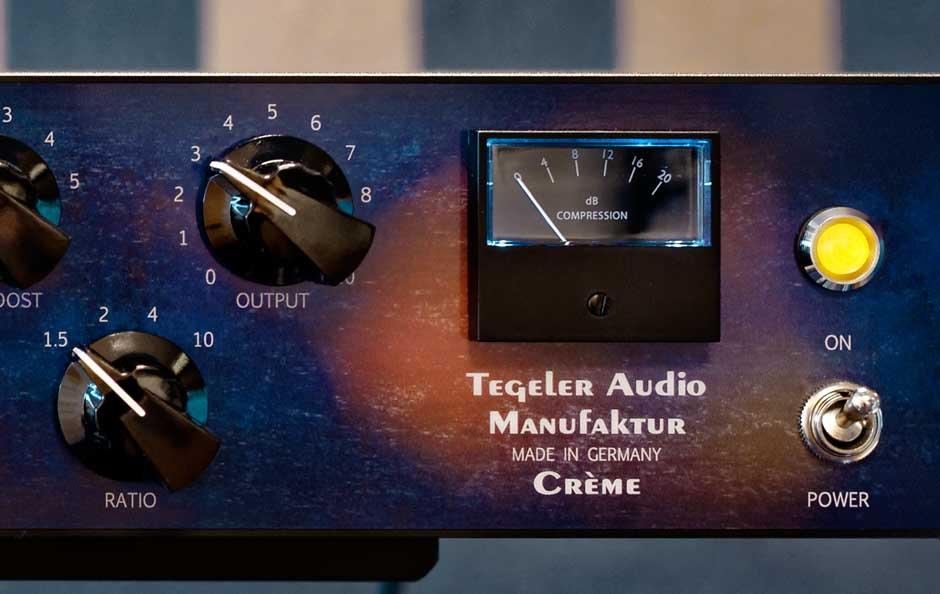 Blue Weekend - Tegeler Audio Manufaktur - TSM Gratis zur Bestellung