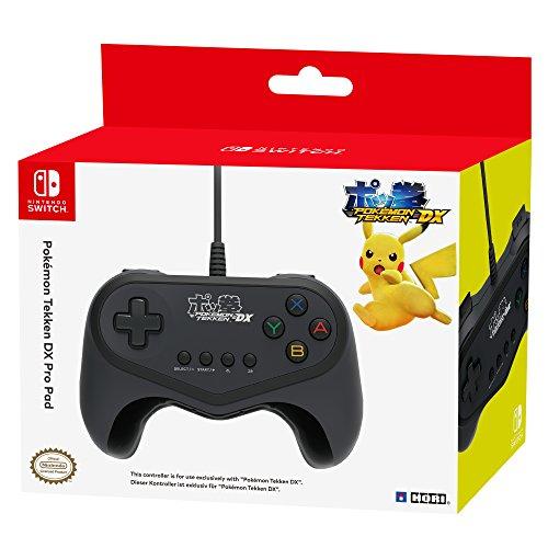 Hori Nintendo Switch Pokémon Tekken DX Pro Pad für 9,99€ (Amazon Prime & GameStop)