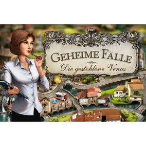 """[Amazon] Gratis Wimmelbild-Spiel """"Geheime Fälle: Die gestohlene Venus"""""""