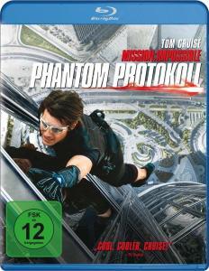 Mission: Impossible 4 - Phantom Protokoll (Blu-ray) für 3,68€ (Dodax)