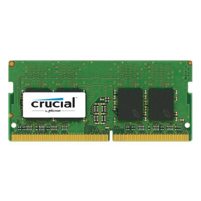 Crucial 16GB DDR4-2666 CL19 SO-DIMM RAM/Arbeitsspeicher für 39,99 (VGP 59,99) bei Notebooksbilliger - Paydirekt Gutschein/Versandkostenfrei