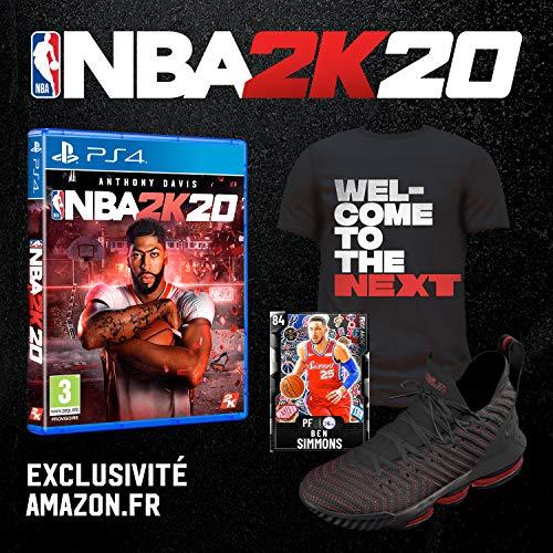 NBA 2K20 (PS4) + DLC