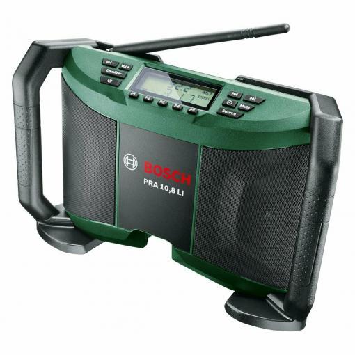 Bosch DIY Akku-Radio PRA 10,8 LI ohne Akku für 34,99€ @ Dealclub