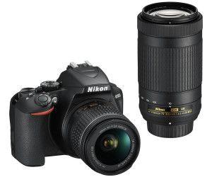 Nikon D3500 18-55mm AF-P DX VR + 70-300mm AF-P DX VR [Proshop]