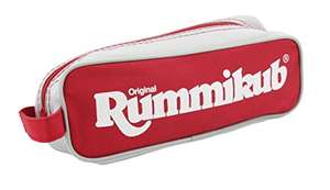 Jumbo - Original Reise-Rummikub in Tasche, Legespiel (Amazon Prime)